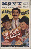 Marx Bros at the Circus | Un jour au cirque | Een dag in het circus, Movy, Gent, 3 - 9 juni 1949