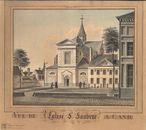 Gent: Heilig-Kerstkerk of Sint-Salvatorkerk