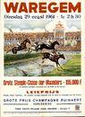 Waregem, Grote Steeple-chase der Vlaanders, dinsdag 29 oogst 1961 - te 2h30