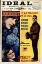 Freddy et la mélodie de la nuit | Freddy en de Melodie der nacht, Ideal, Gent, 30 sept. - 6 oktober 1960