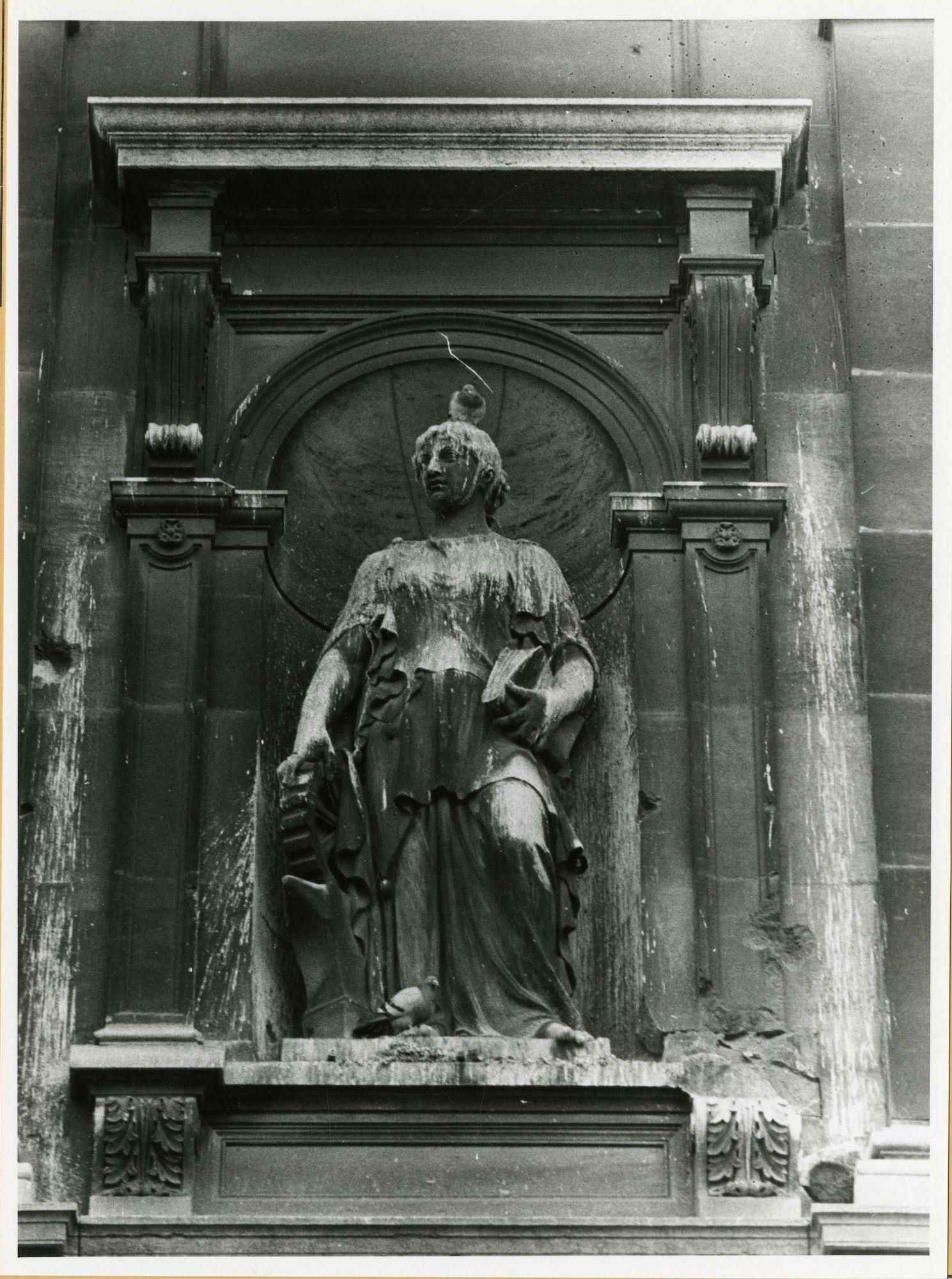Gent: Jozef Plateaustraat 22: Beeld, 1979