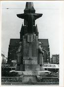 Ledeberg: Ledebergplein: Oorlogsmonument, 1979
