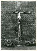 Wondelgem: Kerkdries: Kruisbeeld, 1979