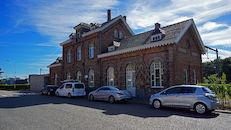 (ex) station Sint-Denijs-Westrem