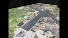 009-4 Port of Ghent Kluizendok 3D.mov