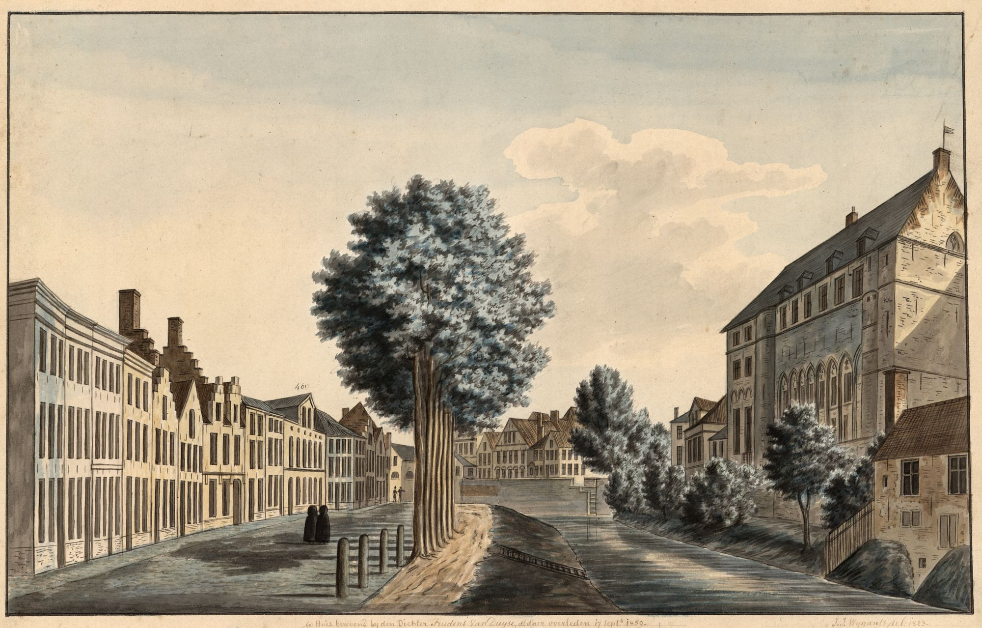 Gent: Reep en Geraard Duivelsteen