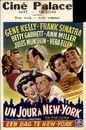 Un Jour à New-York | Een dag te New York | On the Town, Ciné Palace, Gent, februari 1951