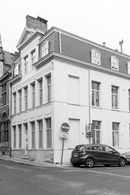 Gent: Nederpolder en Kwaadham: hoekhuis