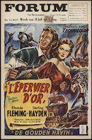 The Golden Hawk | L'épervier d'or | De gouden havik, Forum, Gent, 31 juli - 3 augustus 1953