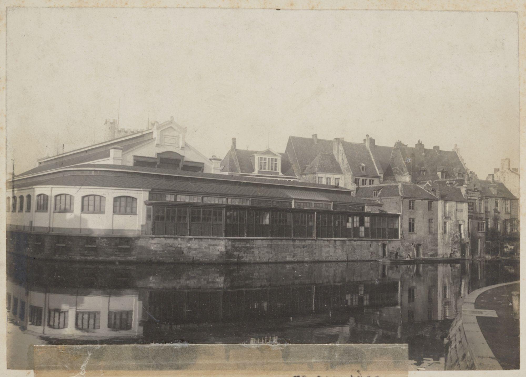Gent: Sint-Veerleplein