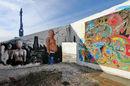 Graffiti aan de Oude Dokken