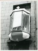 Gent: Veergrep 4: Gevelkapel, 1980