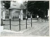 Sint-Amandsberg: Admiraalstraat 27: Hek, 1979