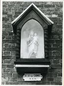Gent: Nekkerputstraat 227: Gevelkapel, 1979