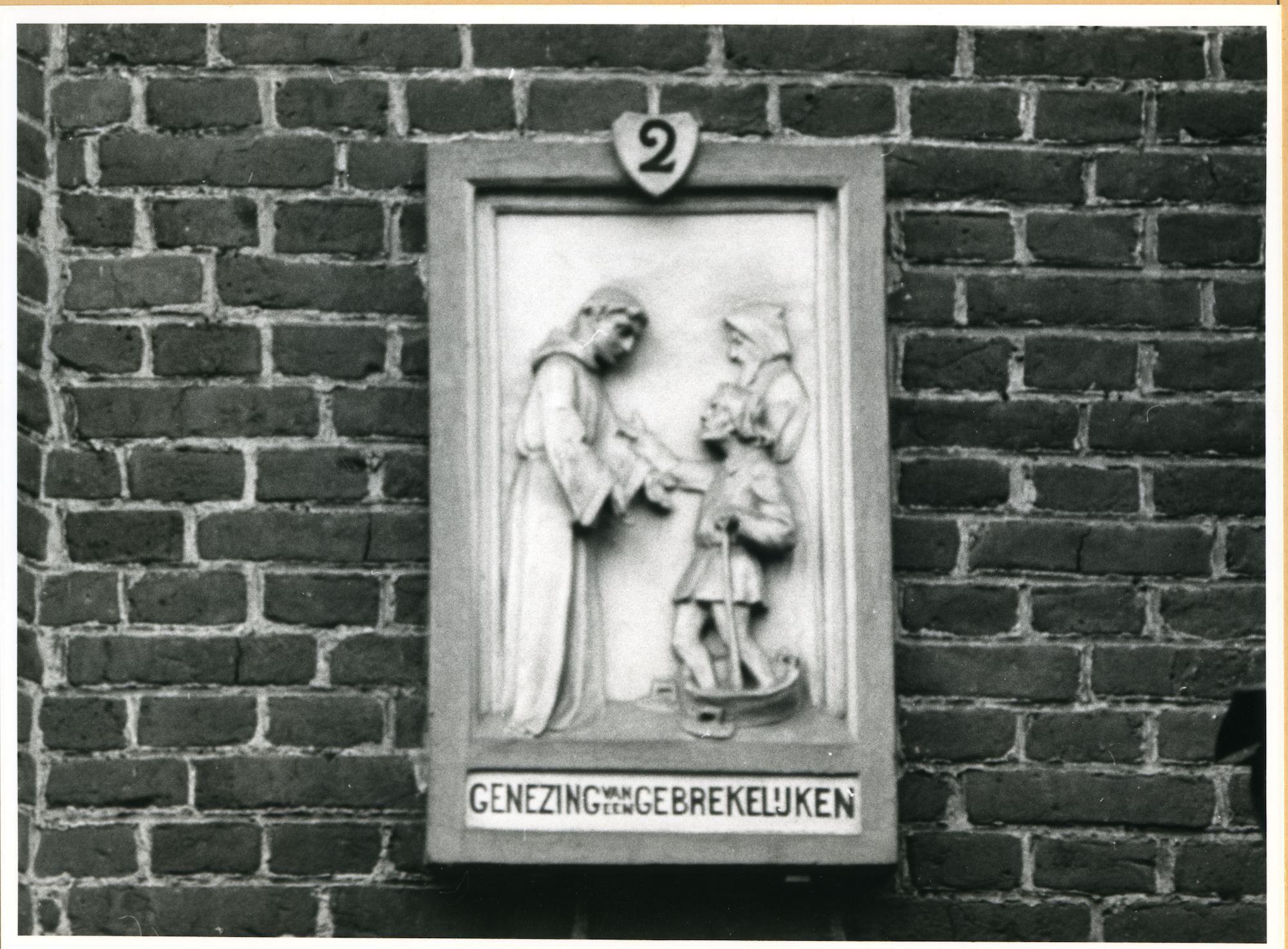 Drongen: Baarledorpstraat: Staties, 1979