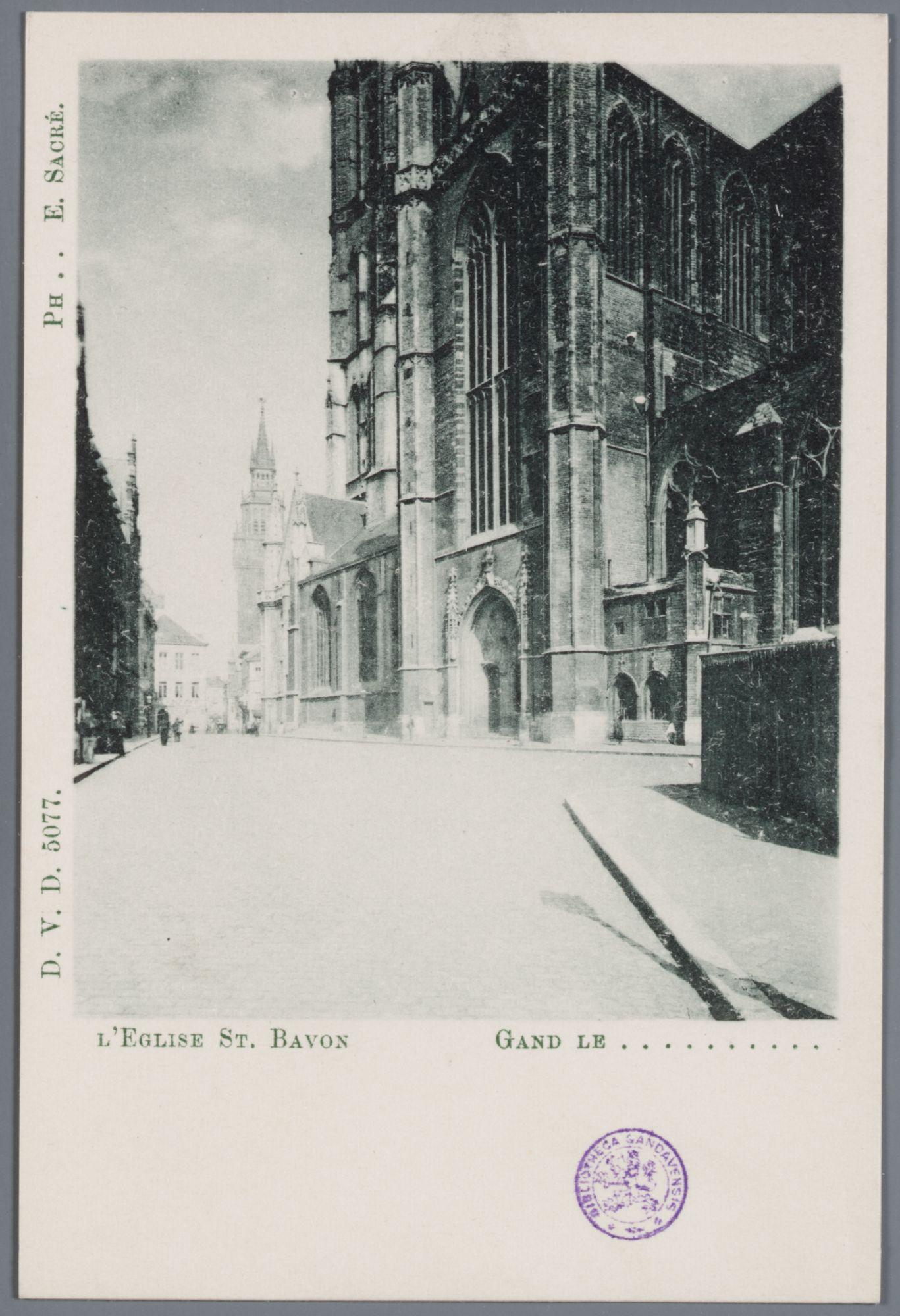Gent: Sint-Baafskathedraal
