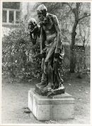 Gent: Citadelpark: standbeeld: De Geketende Slaven