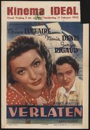 Verlassen | Verlaten, Kinema Ideal, Gent, 5 - 11 februari 1943