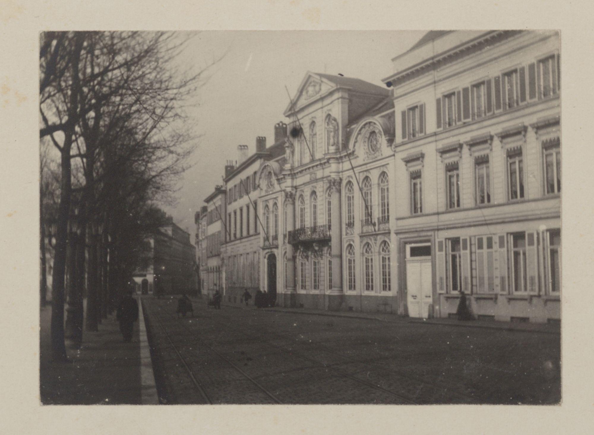 Gent: Hotel Falligan, Kouter 28