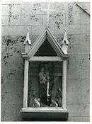 Sint-Amandsberg: Antwerpsesteenweg: Gevelkapel, 1980