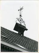 Ledeberg: Langestraat 66: Smeedwerk, 1979