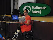 Krista Bracke lezing Bibliotheek Gent