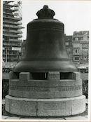 Gent: Emile Braunplein: klok: Klokke Roeland, 1979