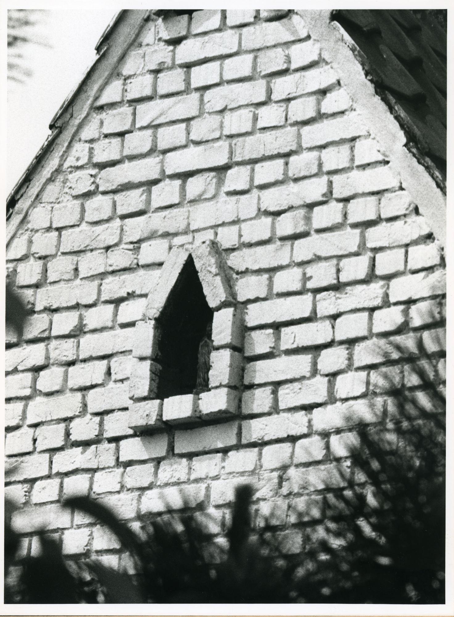 Gent: Tuinwijklaan 64: Kapel, 1980