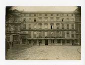 Gent: Kouter: Posthotel, 1915-1916