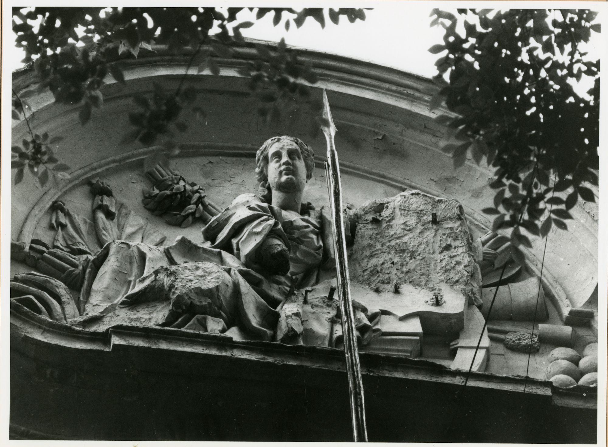 Gent: Kouter 29: Beeldhouwwerk, 1980