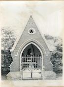 Sint-Denijs-Westrem: Sint-Rochusplein: Kapel