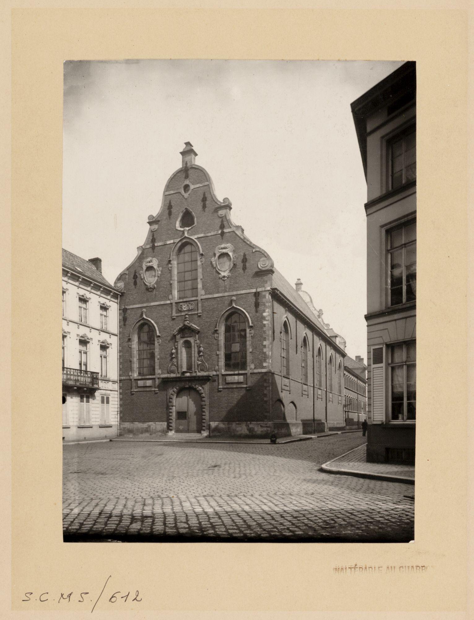 Gent: Brabantdam