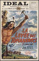 Brave Warrior   La levée des Tomahawks   Bloedige Tomahawks, 13 - 19 februari [1953]