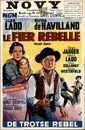 Le Fier Rebelle | Proud Rebel | De Trotse Rebel, Novy, Gent, 16 -22 januari 1959