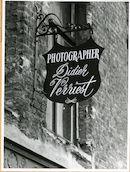 Gent: Lange Violettestraat 39: Uithangbord, 1979