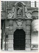 Gent: Sint Veerleplein 9: gevelbeeld, 1979