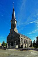 Sint-Dionysiuskerk   (St.-Denijs-Westrem)