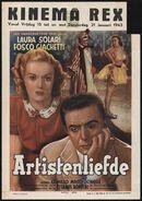 Vorbestraft | Artistenliefde, Rex, Gent, 1943