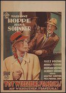 Auf wiedersehen, Franziska!   Tot weerziens, Franziska!, [Select], Gent, [25 april - 1 juli] 1943