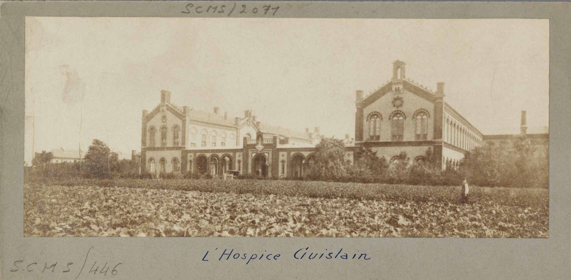 Gent: Psychiatrisch ziekenhuis Dr. Guislain, Jozef Guislainstraat