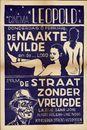 De Naakte Wilde | De Straat zonder Vreugde | Cinema Leopold, Gent, vanaf 8 februari 1951