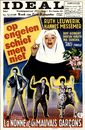 Op Engelen Schiet men Niet   La Nonne et les Mauvais Garçons, Ideal, Gent, 25 -31 augustus 1961