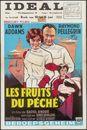 Les Fruits du Péché | Beroepsgeheim, Ideal, Gent, 10 - 16 juni 1960
