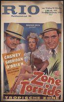 Zone Torride | Tropische zone, Rio, Gent, 10 - 14 oktober 1947