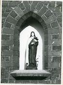 Sint-Denijs-Westrem: Beukenlaan 33: Gevelbeeld, 1979
