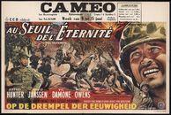 Hell to Eternity | Au seuil de l'éternité | Op de drempel der eeuwigheid, Cameo, Gent, 7 - 9 juni 1961