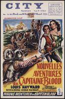Fortunes of Captain Blood   Nouvelles aventures du capitaine Blood   Nieuwe avonturen van kapitein Blood, 16 - 22 maart