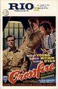 Crossfire | Kruisvuren | Feux Croises, Rio, Gent, 7 - 10 mei 1948