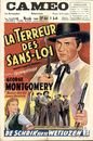 La Terreur des Sans-Loi | De schrik van de wetlozen | Masterson of Kansas, Cameo, Gent, 27 juni - 3 juli 1958