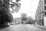 Gent: Limburgstraat, met zicht op Geraard de Duivelhof